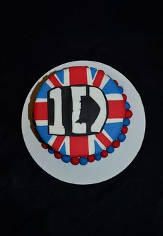 A #1D cake is the perfect inspiration for Home Ec