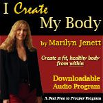 I Create My Body Audio Program