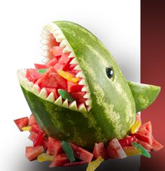 Watermelon Shark. National Watermelon Promotion Board.