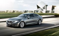 BMW 5 Series Sedan : Images and videos