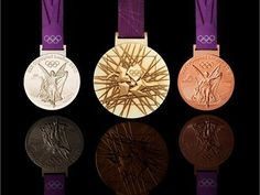 London Olympic Medals