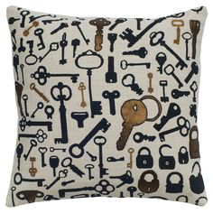 Key Pillow