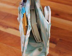 DIY purse organizer
