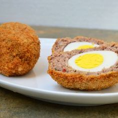 Scotch Eggs - Yeah, I want to try these.