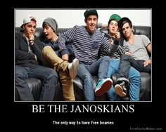 On Fire Download This Janoskians Set World