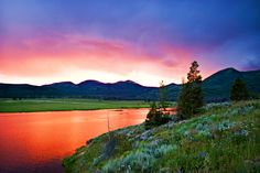 Steamboat Lake, Steamboat Springs, CO