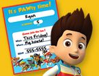 PAW Patrol Birthday Party-nick jr party ideas and printouts!