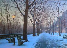 Alexei Butirskiy - A Cold Winter's Night