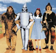....the wizard of oz