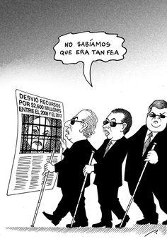 """Observación relevante"" Cartón de Perujo #SNTE #Política #México #Cartones #ElbaEstherGordillo"