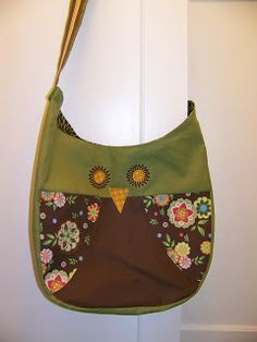 A Wednesday Afternoon: Oversized Owl Bag Tutorial