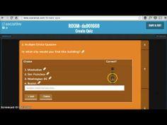 #Edtech101 - Socrative 2.0 Video