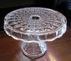 Vintage 1940's Cake Stand