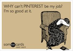 WHY can't PINTEREST