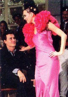 Kate Moss, John Galliano F/W 1995