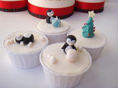 Penguin cupcakes...