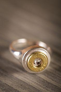 Bullet Ring on Bourbonandboot.com