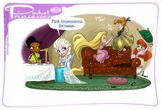 Pocket Princesses 84: First Impressions