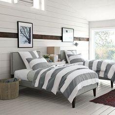 Contemporary Bedroom Decorating • Tips & Ideas!