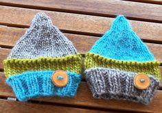 Twins Boy Set- Wooden buttons-  Newborn Photo prop. $52.00, via Etsy.