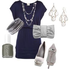 polished, created by kaymeans06 on Polyvore