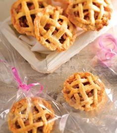 """¡Aprende a preparar unas dulces """"Tartitas de manzana"""" para consentir a cualquiera!"""