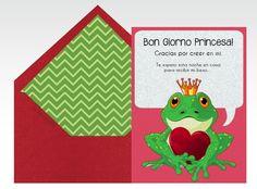 Tarjetas de amor, tarjetas de San Valentín, tarjeta de enamorados, Día de San Valentín, Día de los enamorados, Día del amor, amor, 14 de febrero, sapo, princesa, princesas, beso, besos, corona    Para más Info Visita: La Belle Carte www.LaBelleCarte.com    Online cards Saint Valentine's Day, online greeting cards Saint Valentine's Day, love, cute, hearts, frog, kiss, kisses, crown, princess    For More Info Visit: La Belle Carte www.LaBelleCarte.com/en