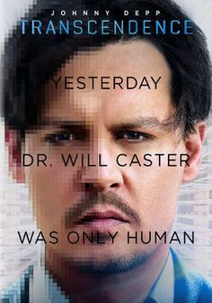 Transcendence is the type of the movie I love, a smart Sci Fi film with great cast. The storyline is intriguing as you have a scientist, Johnny Depp, near death from radiation poisoning, transfer himself in to the supercomputer with an access to the world via the Internet. Unfortunately, the film falls a bit flat. I think this could have been a true Sci Fi classic if it was done right. As  it is, still entertaining.