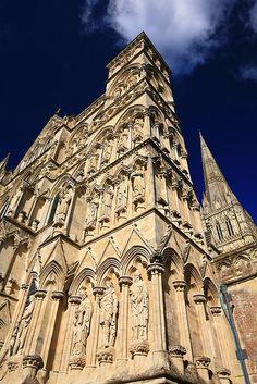 Salisbury Cathedral - Salisbury, England