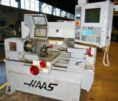 2001 HAAS TL1 CNC / MANUAL TOOLROOM LATHE - HAAS INTUITIVE CNC CONTROL