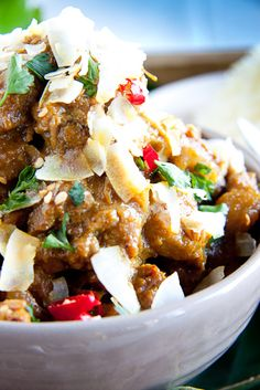 Beef Penang Curry #recipe #dinner #curry
