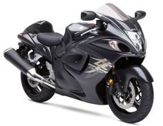 Honda CBR1100XX Blackbird: 190 mph (310 km/h)      Honda as leading motorcycle manufacture is releasing this motorcycle. It's using 1137cc liquid-cooled inline four-cylinder that can make this motorcycle reached 190 mph (310 km/h) in top speed. The top speed of this motorcycle is supported with the 114 kw (153 hp) @ 10,000 rpm power. Transmission use is close-ratio 6-speed transmission.