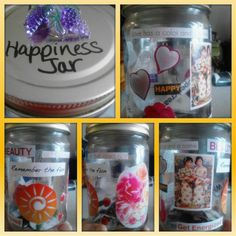 Another Happiness Jar...