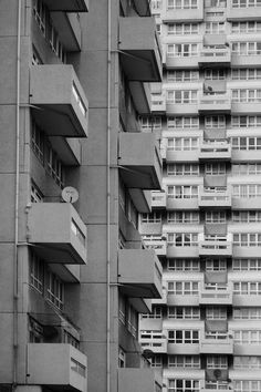 Stockwell flats by W