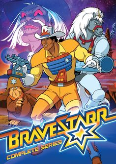 Bravestarr DVD - The