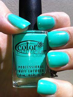 Color Club Poptastic Collection - Age Of Aquarius