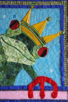 cute     #mosaic #art