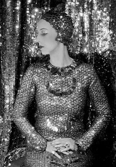 Paula Gellibrand photographed by Cecil Beaton in London, 1928.
