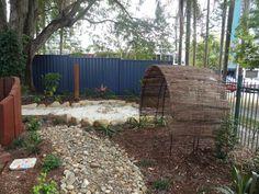 """Outdoor area at C&K Twin Towns Kindergarten ("""",)"""