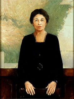 Hattie Ophelia Wyatt Caraway (February 1, 1878 – December 21, 1950) was the first woman elected to serve a full term as a United States Senator. Senator Caraway represented Arkansas.