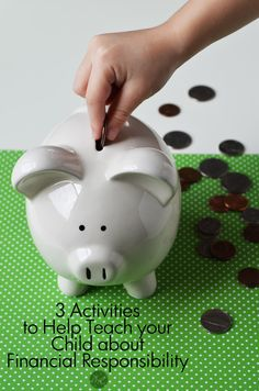 3 fun & easy activities to help teach your child about financial responsibility - free printables! #spons   www.livecrafteat.com