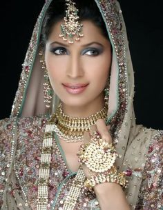 PAKISTANI BRIDE #pakistan #asian #style
