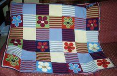 Ravelry: Flower Power pattern by Debbie Abrahams