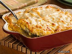 Three Cheese Macaroni and Cheese |
