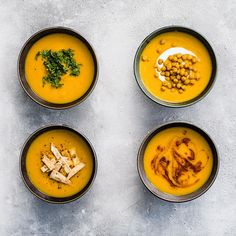 Enjoy a tasty and delicious meal in 60. Learn how to make Carrot, swede & red lentil soup and get the Smartpoints of the recipes.