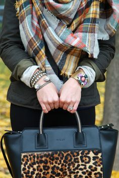 Stacked for Fall