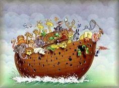 Noah's Ark Lessons