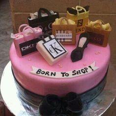 born, awesom cake, shop cake, cake idea, cakes, shopholici cake, cake decor, fanci cake, food art