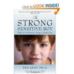 The Strong, Sensitive Boy: Amazon.ca: Ted Zeff: Books