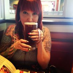 Needed. #beer (at Chili's Grill & Bar) #WomenDrinkingBeer